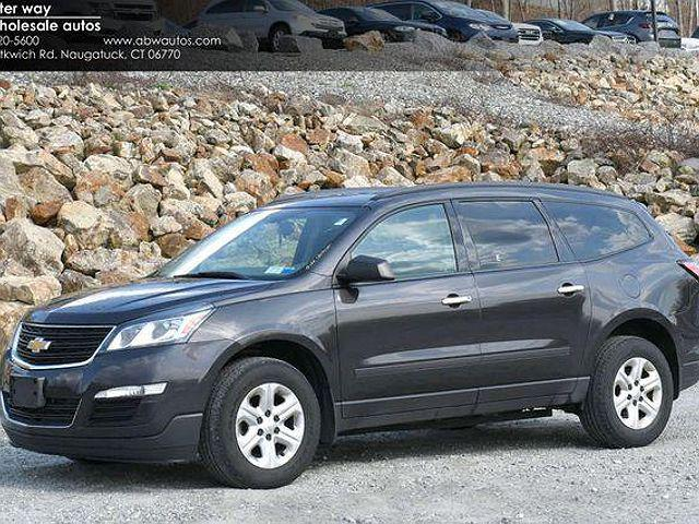 2015 Chevrolet Traverse LS for sale in Naugatuck, CT