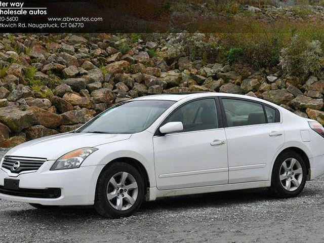2008 Nissan Altima for sale near Naugatuck, CT