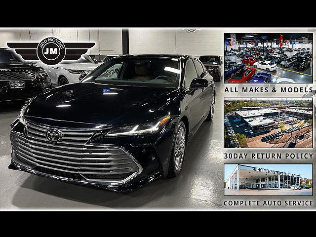 2019 Toyota Avalon Limited for sale in Des Plaines, IL