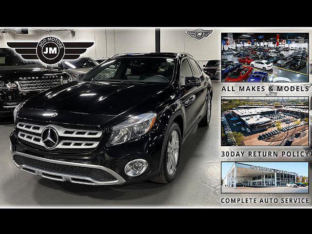 2018 Mercedes-Benz GLA GLA 250 for sale in Des Plaines, IL