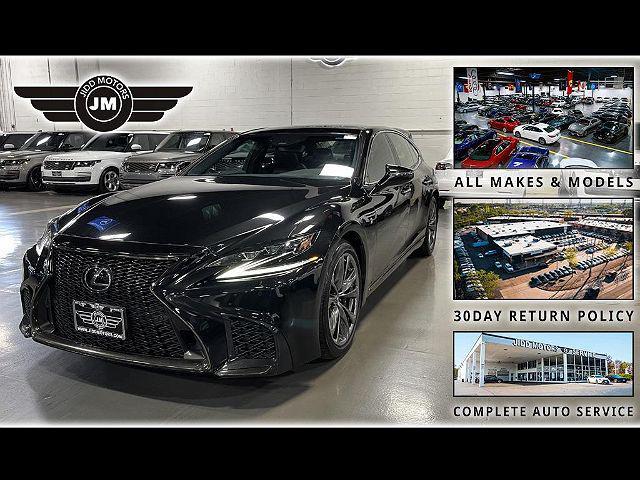 2018 Lexus LS LS 500 for sale in Des Plaines, IL