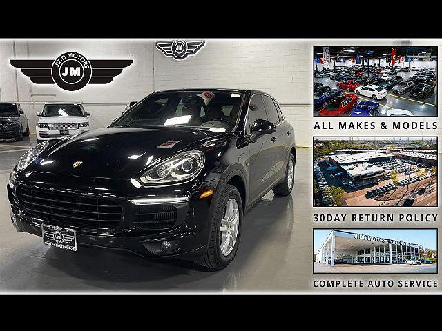2015 Porsche Cayenne Diesel for sale in Des Plaines, IL