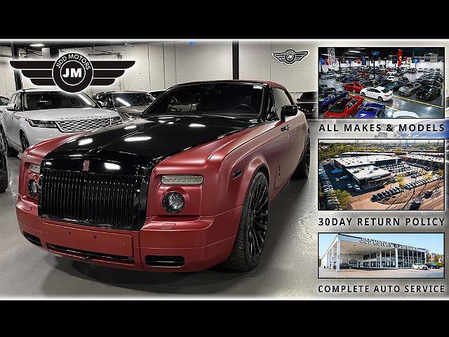 2008 Rolls-Royce Phantom Drophead Coupe 2dr Conv for sale in Des Plaines, IL