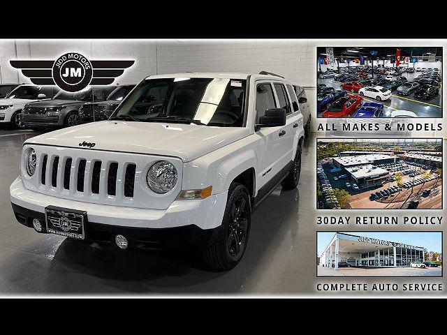 2015 Jeep Patriot Altitude Edition for sale in Des Plaines, IL