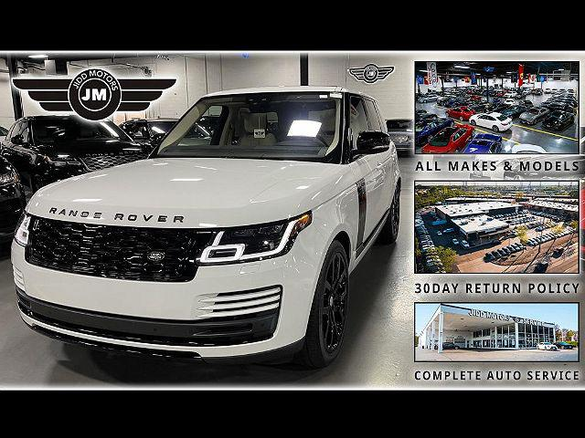 2018 Land Rover Range Rover V6 Supercharged SWB for sale in Des Plaines, IL