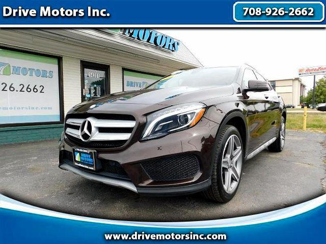 2017 Mercedes-Benz GLA GLA 250 for sale in Crestwood, IL