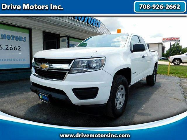 2017 Chevrolet Colorado 2WD WT for sale in Crestwood, IL