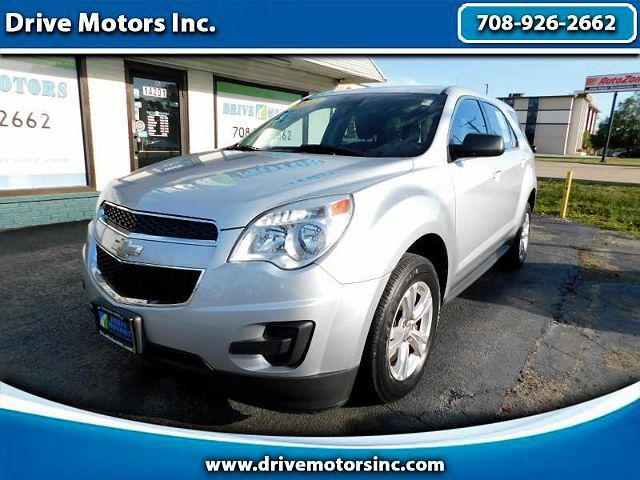 2012 Chevrolet Equinox LS for sale in Crestwood, IL