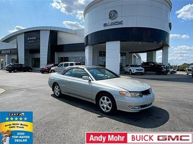 2002 Toyota Camry Solara SE for sale in Fishers, IN