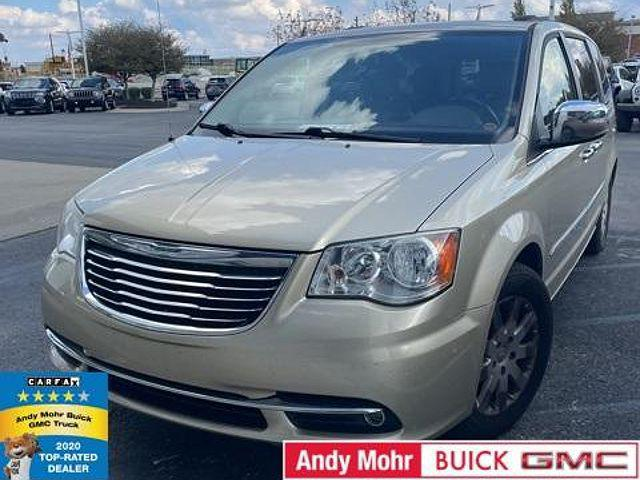 2011 Chrysler Town & Country Touring-L for sale in Fishers, IN
