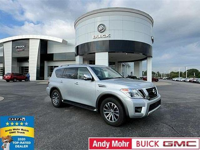 2018 Nissan Armada SL for sale in Fishers, IN