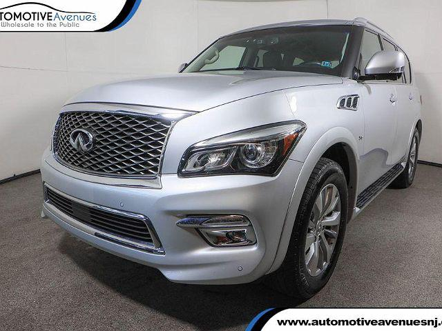 2016 INFINITI QX80 Base for sale in Wall Township, NJ