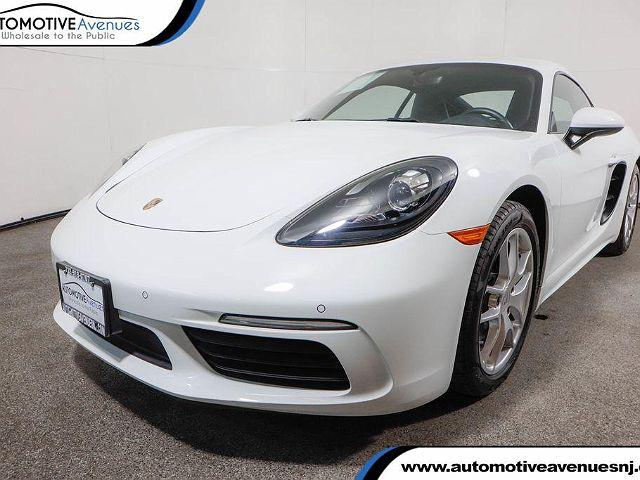 2018 Porsche 718 Cayman Coupe for sale in Wall Township, NJ