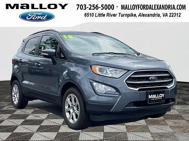 2018 Ford EcoSport SE for sale in Alexandria, VA