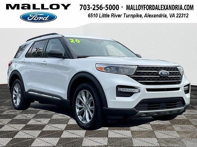2020 Ford Explorer XLT for sale in Alexandria, VA