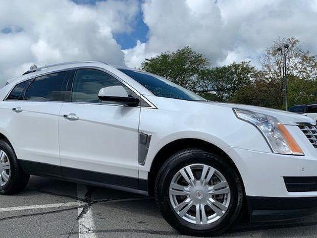 2016 Cadillac SRX Luxury Collection for sale in Leesburg, VA
