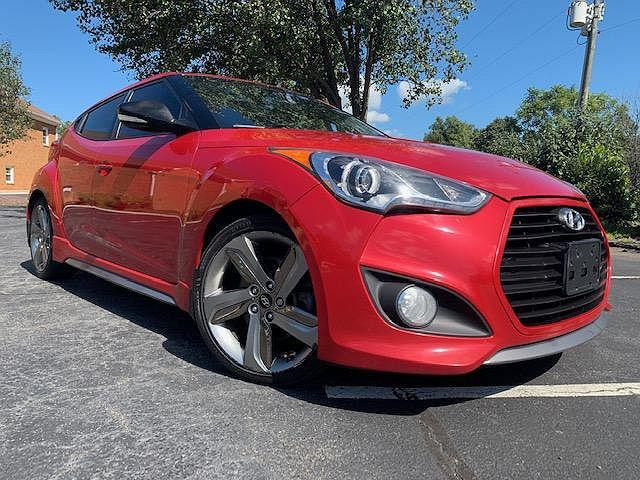 2015 Hyundai Veloster Turbo for sale in Leesburg, VA