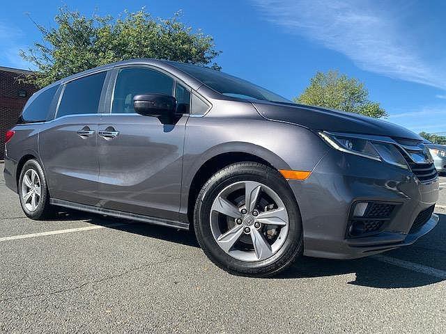 2018 Honda Odyssey EX-L for sale in Leesburg, VA