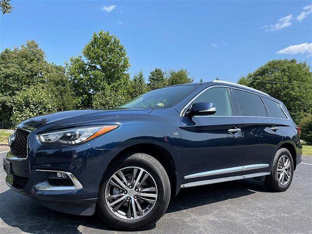 2017 INFINITI QX60 AWD for sale in Leesburg, VA