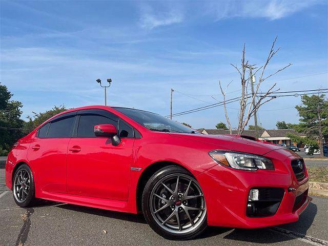 2017 Subaru WRX STI Limited for sale in Leesburg, VA
