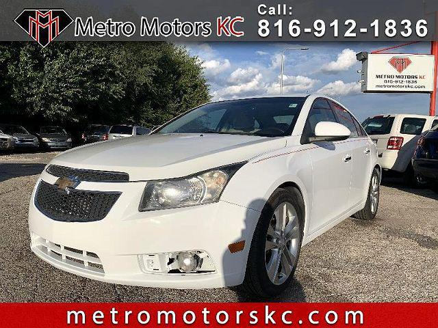 2013 Chevrolet Cruze LTZ for sale in Independence, MO