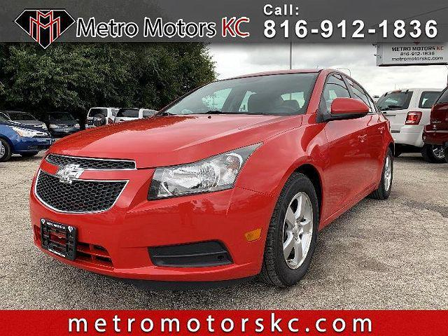 2014 Chevrolet Cruze 1LT for sale in Independence, MO