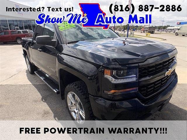 2016 Chevrolet Silverado 1500 Custom for sale in Harrisonville, MO
