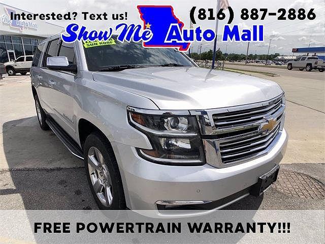 2017 Chevrolet Suburban Premier for sale in Harrisonville, MO