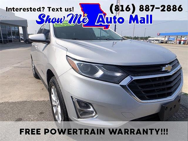 2018 Chevrolet Equinox LT for sale in Harrisonville, MO