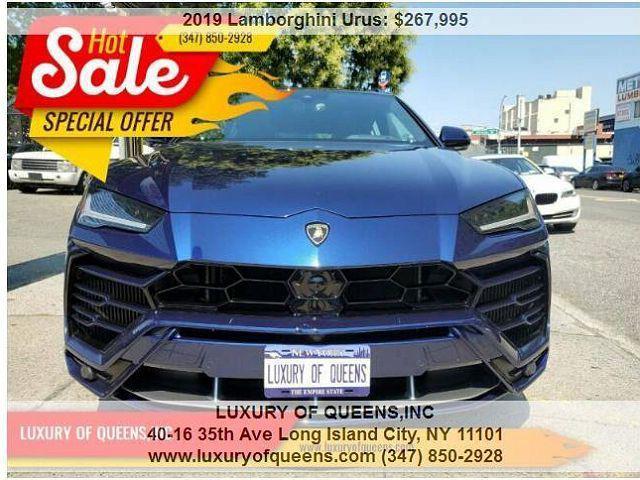 2019 Lamborghini Urus AWD for sale in Long Island City, NY