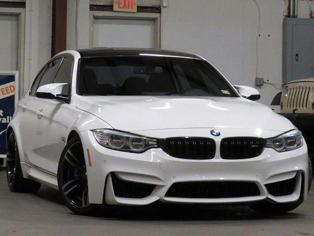 2015 BMW M3 4dr Sdn for sale in Manassas, VA