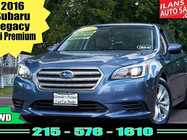 2016 Subaru Legacy 2.5i Premium for sale in Glenside, PA