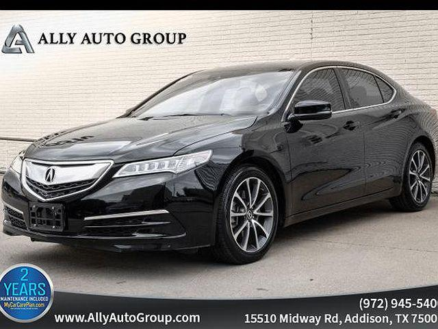 2015 Acura TLX V6 Tech for sale in Addison, TX