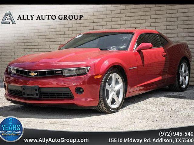 2015 Chevrolet Camaro LT for sale in Addison, TX