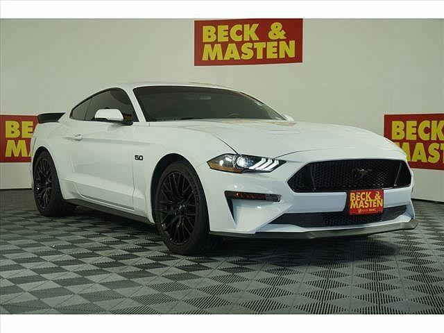 2020 Ford Mustang GT for sale in Houston, TX