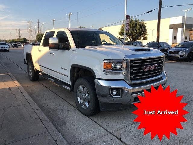 2018 GMC Sierra 2500HD SLT for sale in Houston, TX