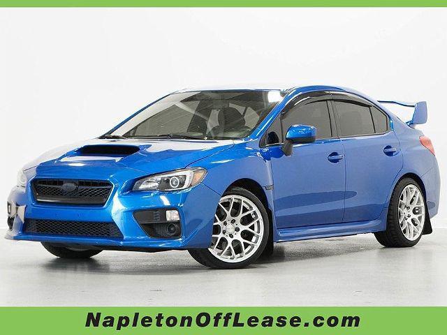 2017 Subaru WRX Manual for sale in Arlington Heights, IL