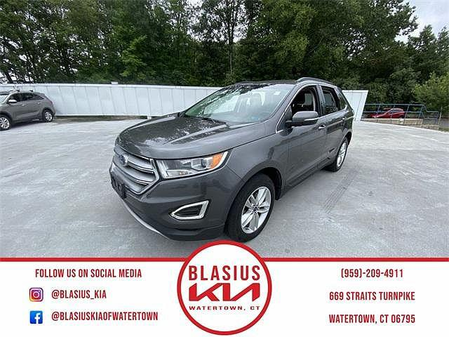 2017 Ford Edge SEL for sale in Watertown, CT