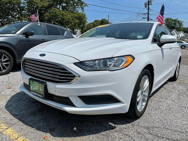2018 Ford Fusion SE for sale in Wantagh, NY