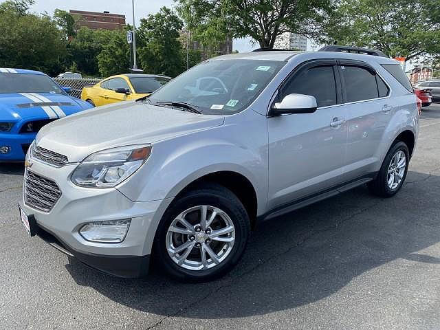 2016 Chevrolet Equinox LT for sale in Worcester, MA