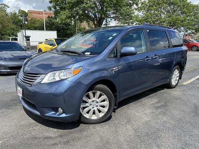 2016 Toyota Sienna XLE for sale in Worcester, MA