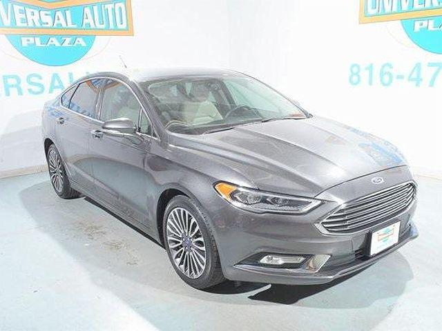 2017 Ford Fusion SE for sale in Blue Springs, MO
