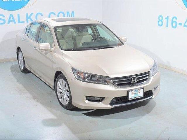 2014 Honda Accord Sedan EX-L for sale in Blue Springs, MO