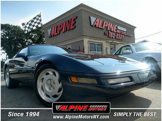 1992 Chevrolet Corvette 2dr Coupe Hatchback for sale in Wantagh, NY