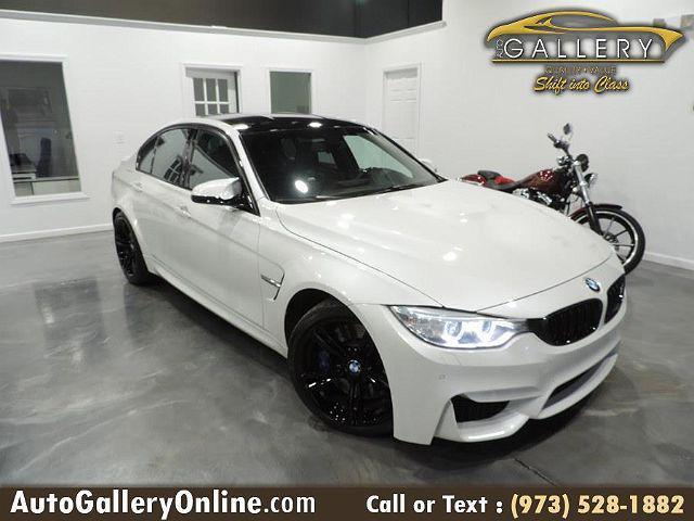 2015 BMW M3 4dr Sdn for sale in Lodi, NJ