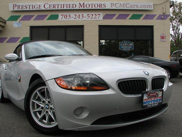 2004 BMW Z4 2.5i for sale in Falls Church, VA