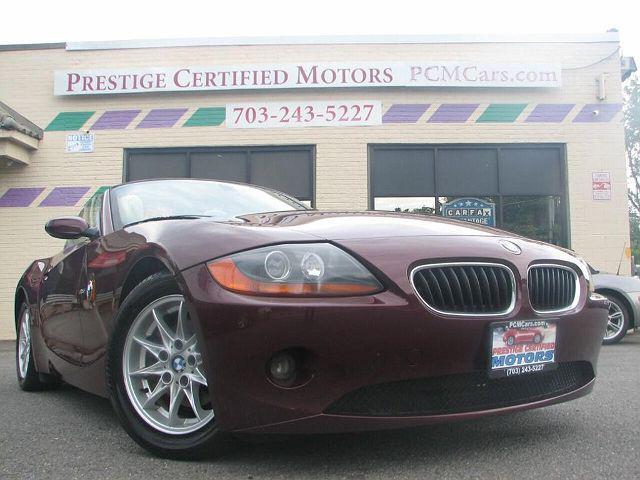 2003 BMW Z4 2.5i for sale in Falls Church, VA
