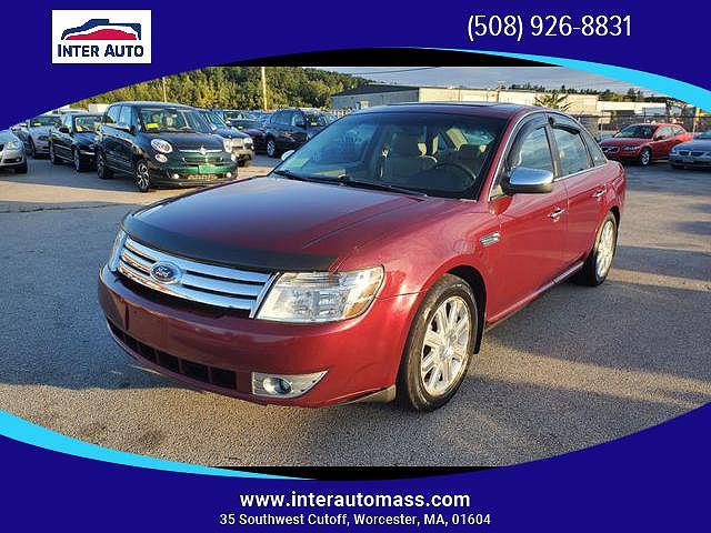 2008 Ford Taurus Limited for sale in Worcester, MA