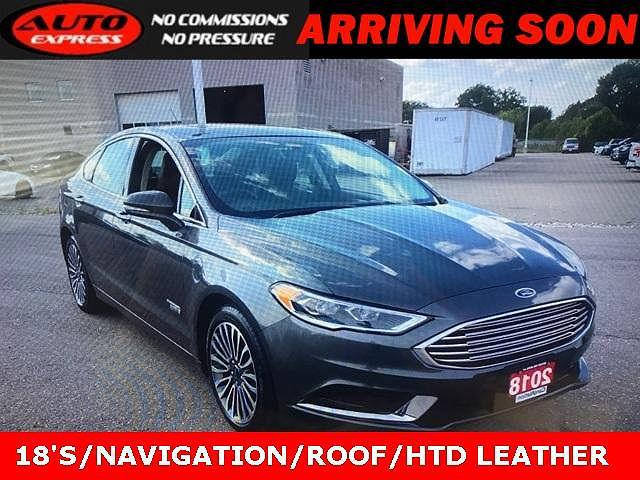 2018 Ford Fusion Energi SE for sale in Lafayette, IN