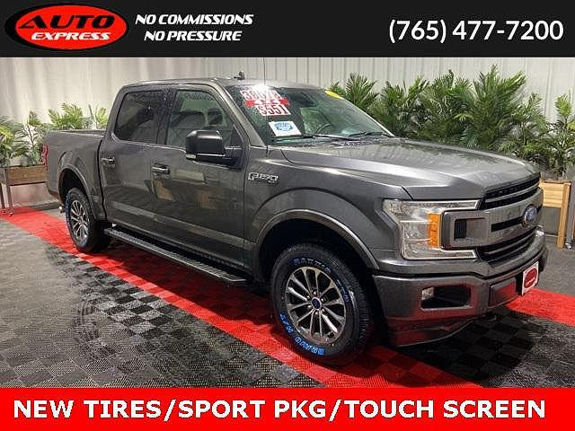 2018 Ford F-150 XLT for sale in Lafayette, IN